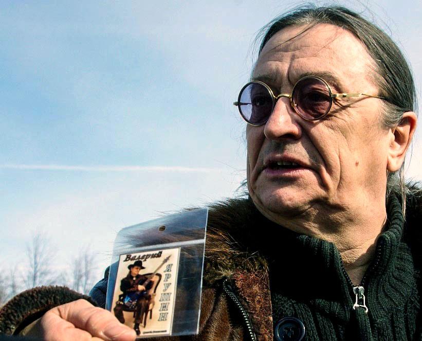 Глава Челябинской области Алексей Текслер поздравил Валерия Ярушина