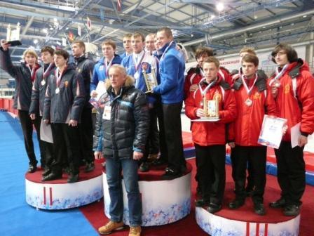 Среди девушек победу одержала команда Москвы, среди юношей – сборная
