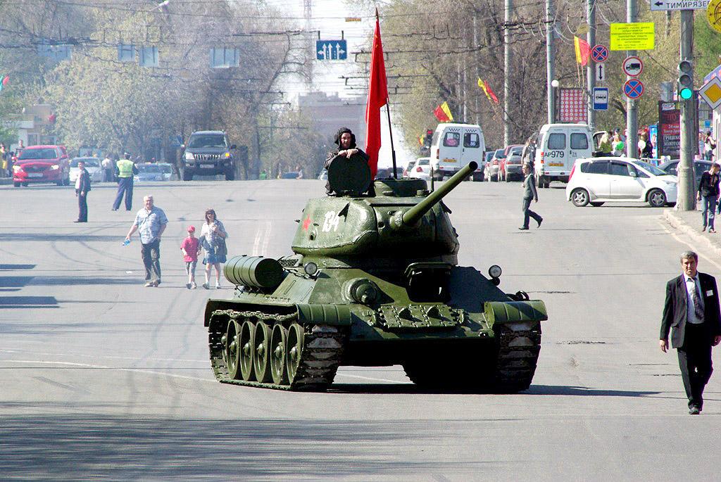 Одно из ключевых событий Великой Отечественной войны произошло 22 августа 1942 года. В тот день с