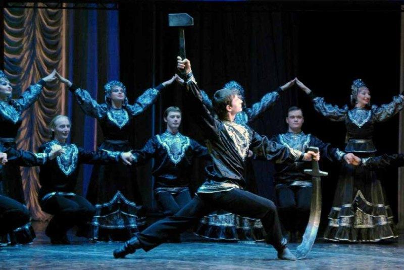 Южноуральские танцоры уже не первый раз приглашены на фестиваль, прошл