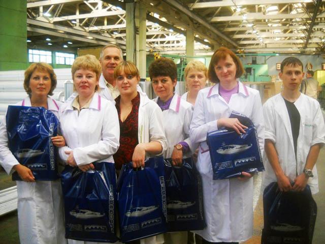 На Миасском машиностроительном заводе (Челябинская область)  накануне Дня машиностроителя прошел