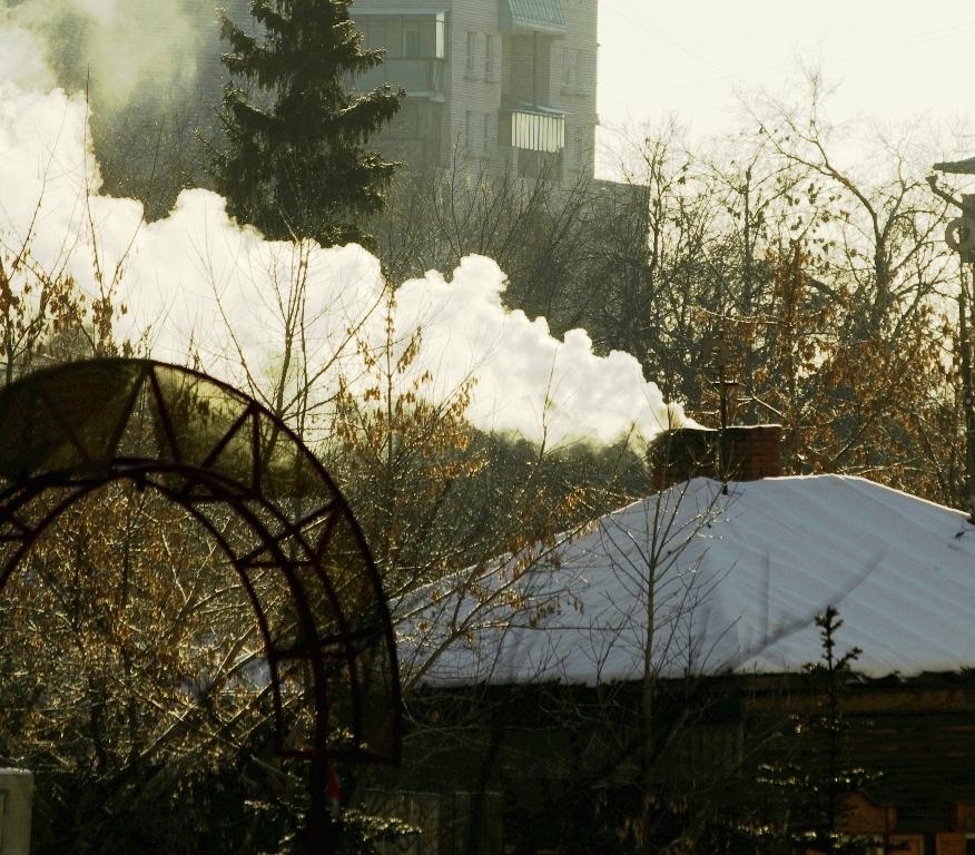 В пятницу, по распоряжению главы Александра Караваева, работники управляющих компаний начали зап
