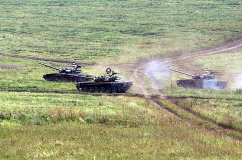 Как сообщил агентству «Урал-пресс-информ» официальный представитель Центрального военного округа