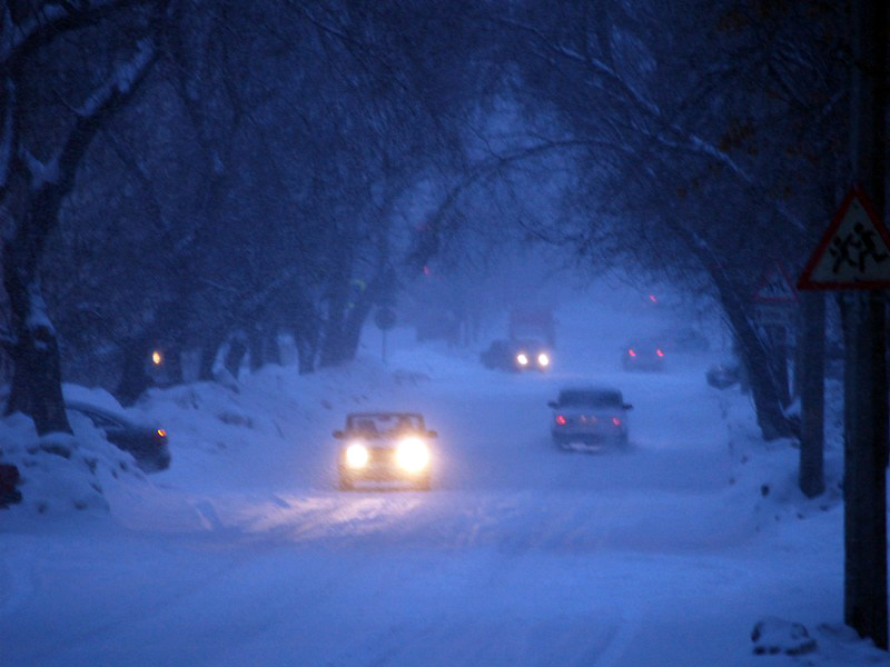Водителей просят воздержаться от поездок в направлении южных районов Челябинской области, в Оренб