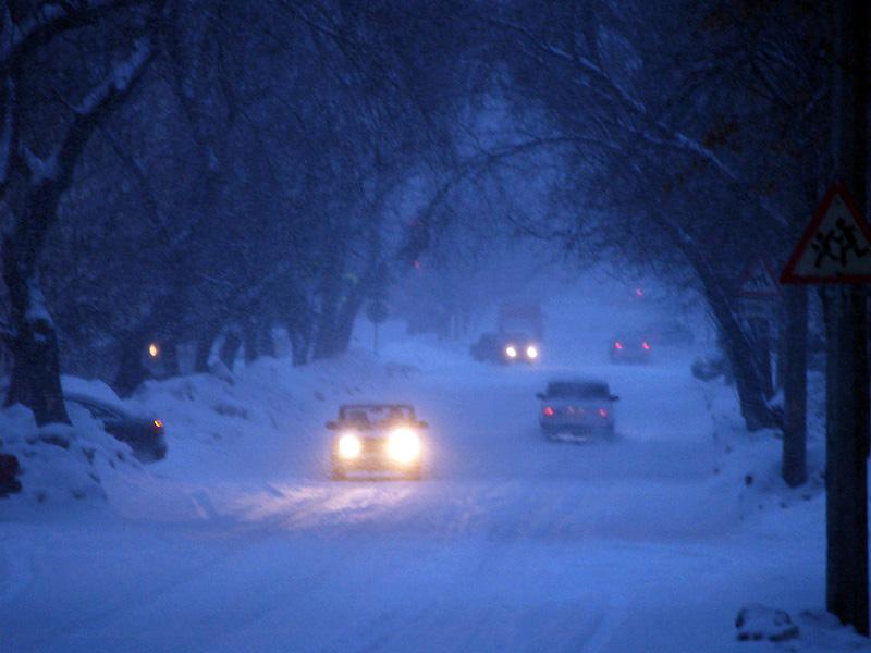 В предстоящие выходные в Челябинской области на смену снежному и теплому циклону придет холодный