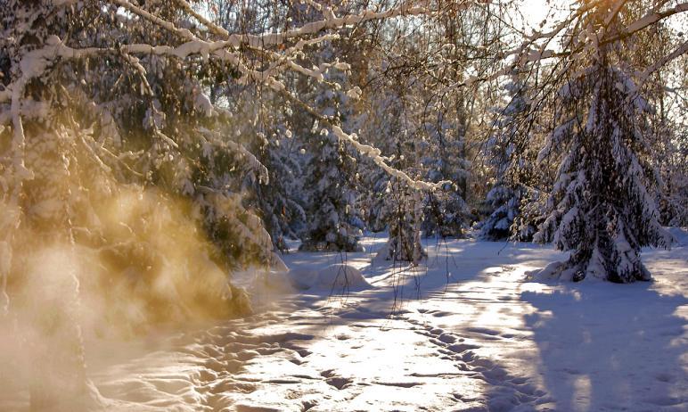 В Челябинской области морозная погода на Крещение повторяется в среднем один раз в 3-4 года. В эт