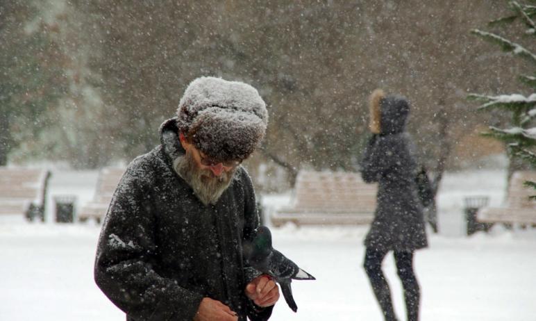 Сегодня, девятого февраля, в связи с низкой температурой воздуха отменены занятия в школах