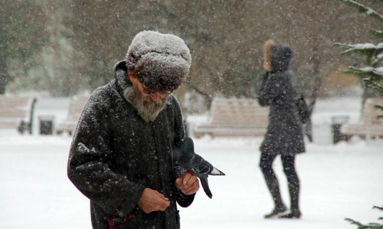 Зима пока не собирается сдавать свои позиции в Челябинской области и жителей еще ожидают морозы,