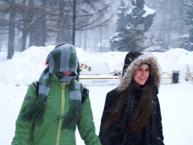 Кроме того, мороз отправил на незапланированный выходной и школьников Троицка - занятия в школах