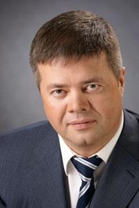 Глава города Челябинска (Председатель Челябинской городской Думы) Станислав Мошаров поприветствов