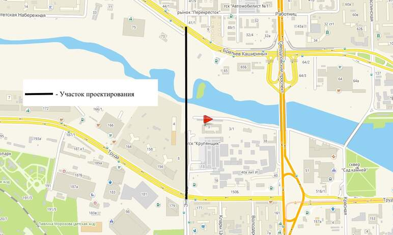 Администрация Челябинска определила подрядчика, который спроектирует новый мост через реку Миасс.