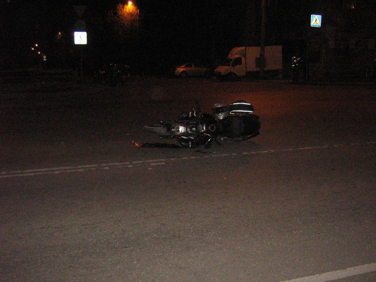 Авария произошла 5 мая в 22 часа 45 минут в Советском районе на улице Воровского возле дома 75.