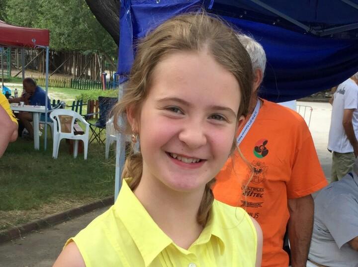 Школьница из Челябинска Алиса Долгих побила мировой рекорд на Чемпионате Европы по судомоделирова