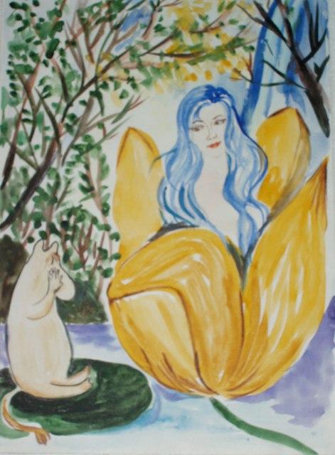 Как сообщают агентству «Урал-пресс-информ» в музее искусств, более ста рисунков было прислано на