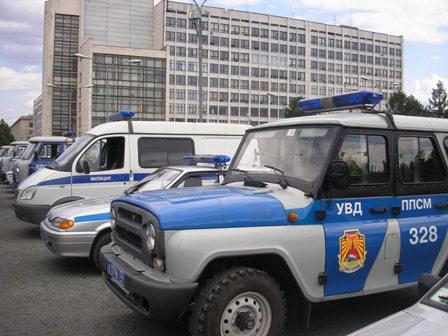 Первого мая на территории Челябинска проводились пять шествий и пять митингов на площади Революци