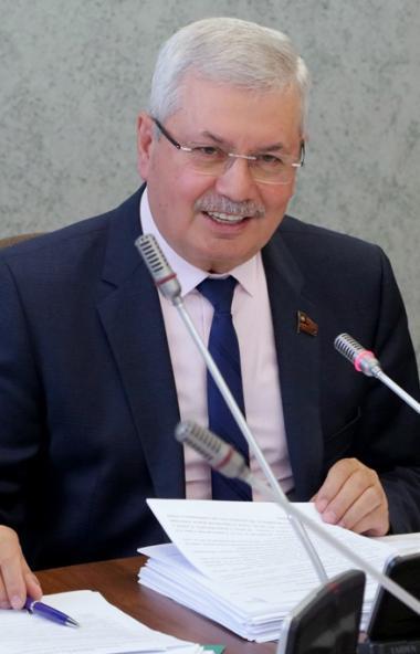 Председатель Законодательного собрания Челябинской области, Секретарь Челябинского регионального