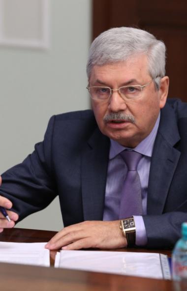 Все восемь депутатов Совета депутатов Розинского городского поселения (Коркинский муниципальный р