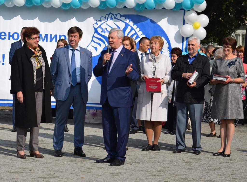 Депутаты Законодательного собрания Челябинской области помогут привести в порядок спортивную площ