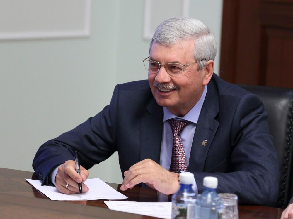 Контрольно-ревизионная комиссия Челябинского регионального отделения партии «Единая Россия» прове