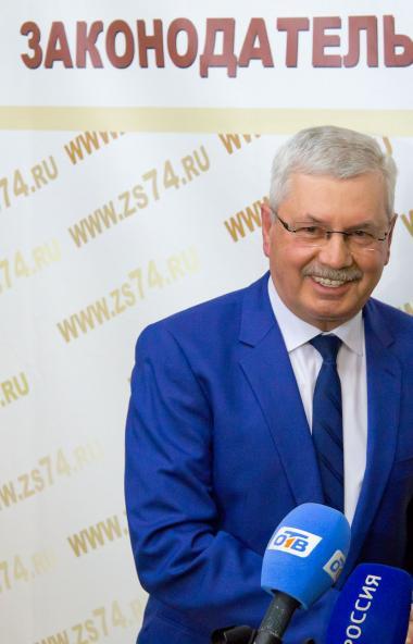 Губернатор Челябинской области Алексей Текслер возглавит Челябинское региональное отделение парти