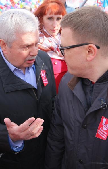 Владимир Мякуш вновь может возглавить фракцию «Единой России» в Законодательном собрании Челябинс