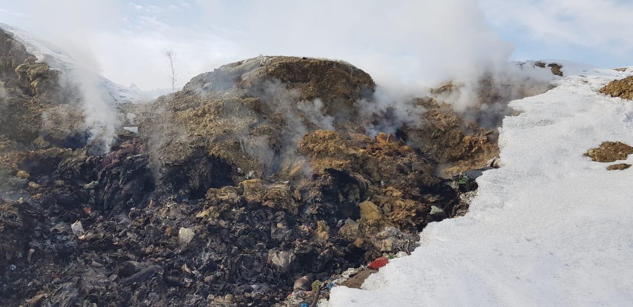 В Челябинской области администрация Коркинского района выделила поселку Роза триста тысяч рублей