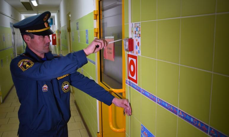 В Челябинской области сотрудники государственного пожарного надзора приступили к проверкам детски