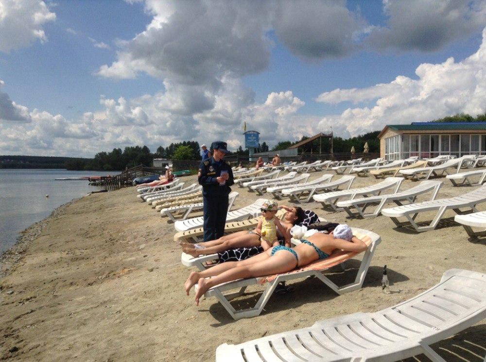 Власти Челябинска намерены увеличить число легальных пляжей. К летнему сезону на водоемах города