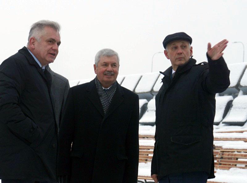 Вчера, 14 ноября, спикер регионального парламента и его заместитель Анатолий Брагин