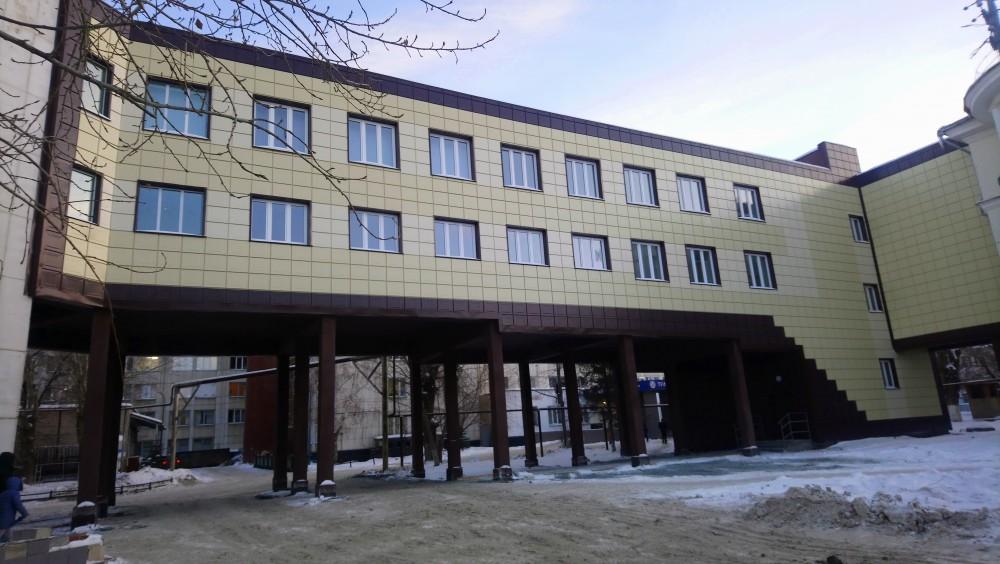 В городской клинической больнице №1 Челябинска случились приятные перемены. Детский и хирургическ