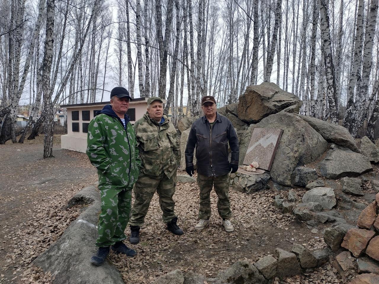 В Челябинске участники региональной ассоциации военно-патриотич