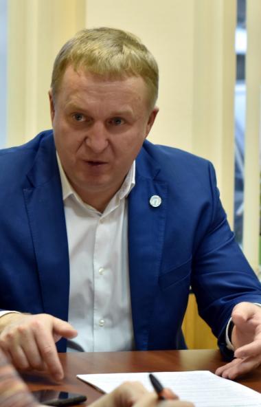 Член Общественной палаты РФ Олег Дубровин вошел в состав ее комиссии по экологии.  О при