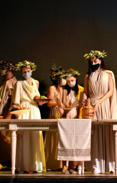 Уже в эту субботу, 14 ноября, в Челябинском театре оперы и балета состоится премьера спектакля «О
