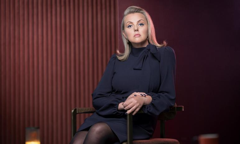 Генеральный директор телеканала «Dомашний» Марина Хрипунова 15 апреля провела презентацию канала