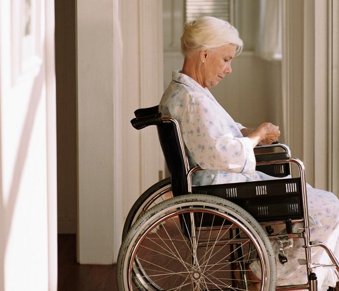 В Челябинской области расположено 20 подобных государственных учреждений для престарелых и инвали