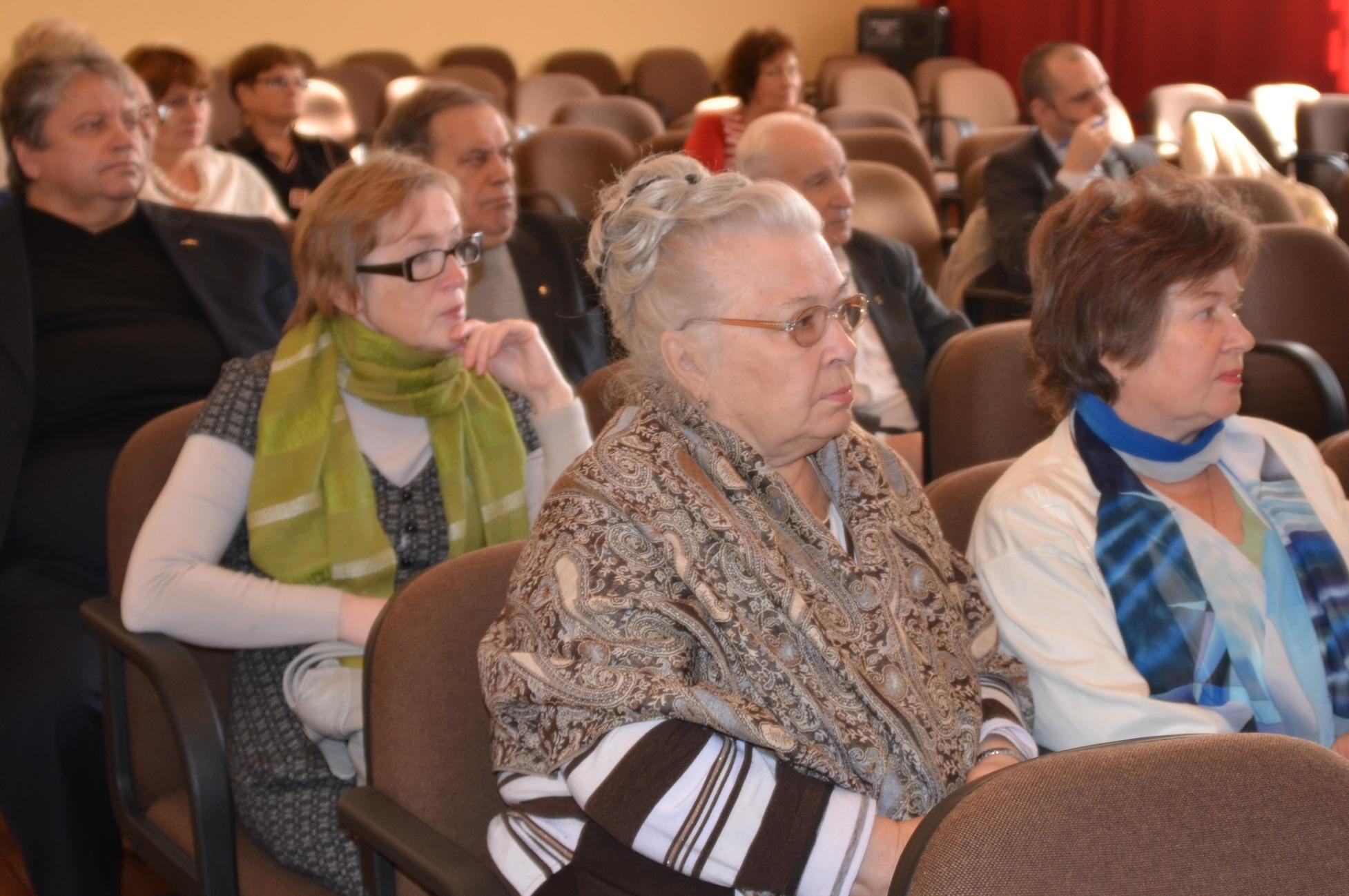 Во встрече, которая состоялась 24 сентября, участвовали представители местных общественных орган