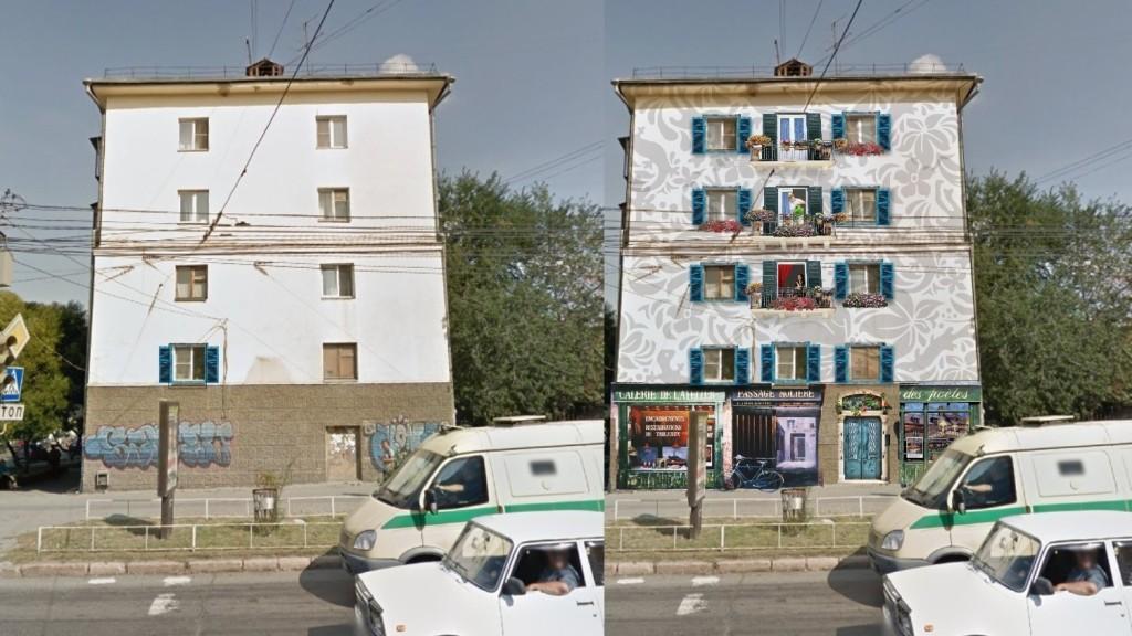 Лучшие уличные художники из разных городов страны создадут арт-объекты в десяти местах Челябинска
