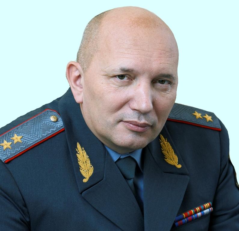 Как сообщили в пресс-службе ГУ МВД России по Челябинской области, всех прибывших поздравил началь