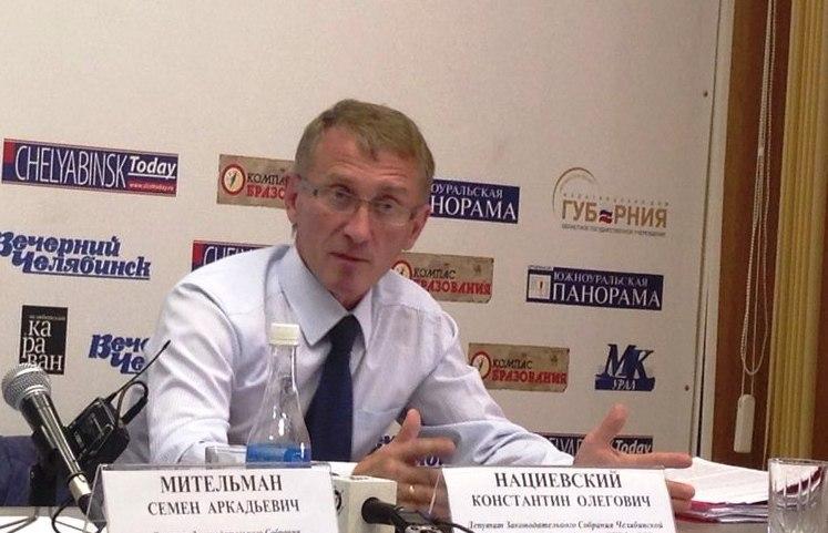 Константин Олегович вступит в предвыборную борьбу со своей тройкой сенаторов, из которой, в случ