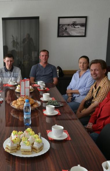 Победители и участники фотоконкурса «В объективе — дорога», проводимого министерством дорожного х