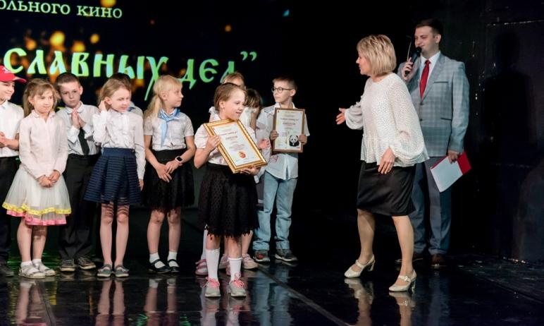 В Камерном драматическом театре Челябинска состоялась торжественная церемония награждения лауреат