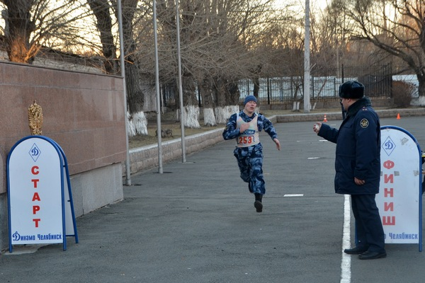 В Челябинске завершился четвертый этап Всероссийского смотра-конкурса на лучшего начальника карау