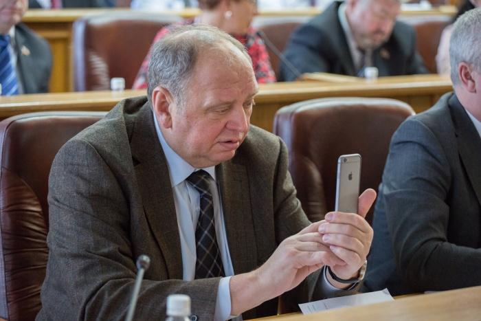 Самым богатым парламентарием, как и в прежние годы, остается президент ООО «Управляющая компания