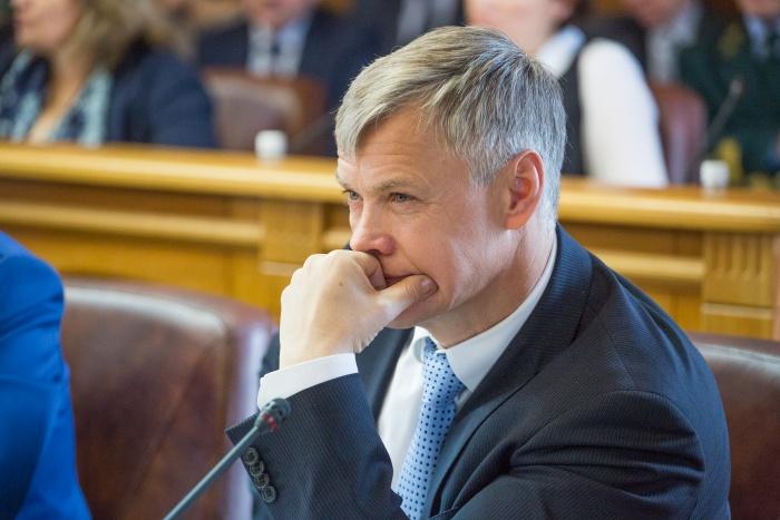 Председатель совета челябинского регионального отделения партии «Справедливая Россия» Вал