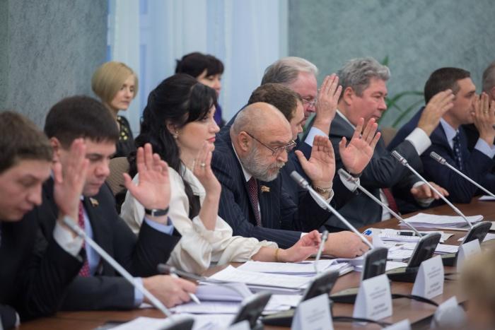 По мнению парламентариев, предложения партии противоречат федеральному законодательству, допускаю