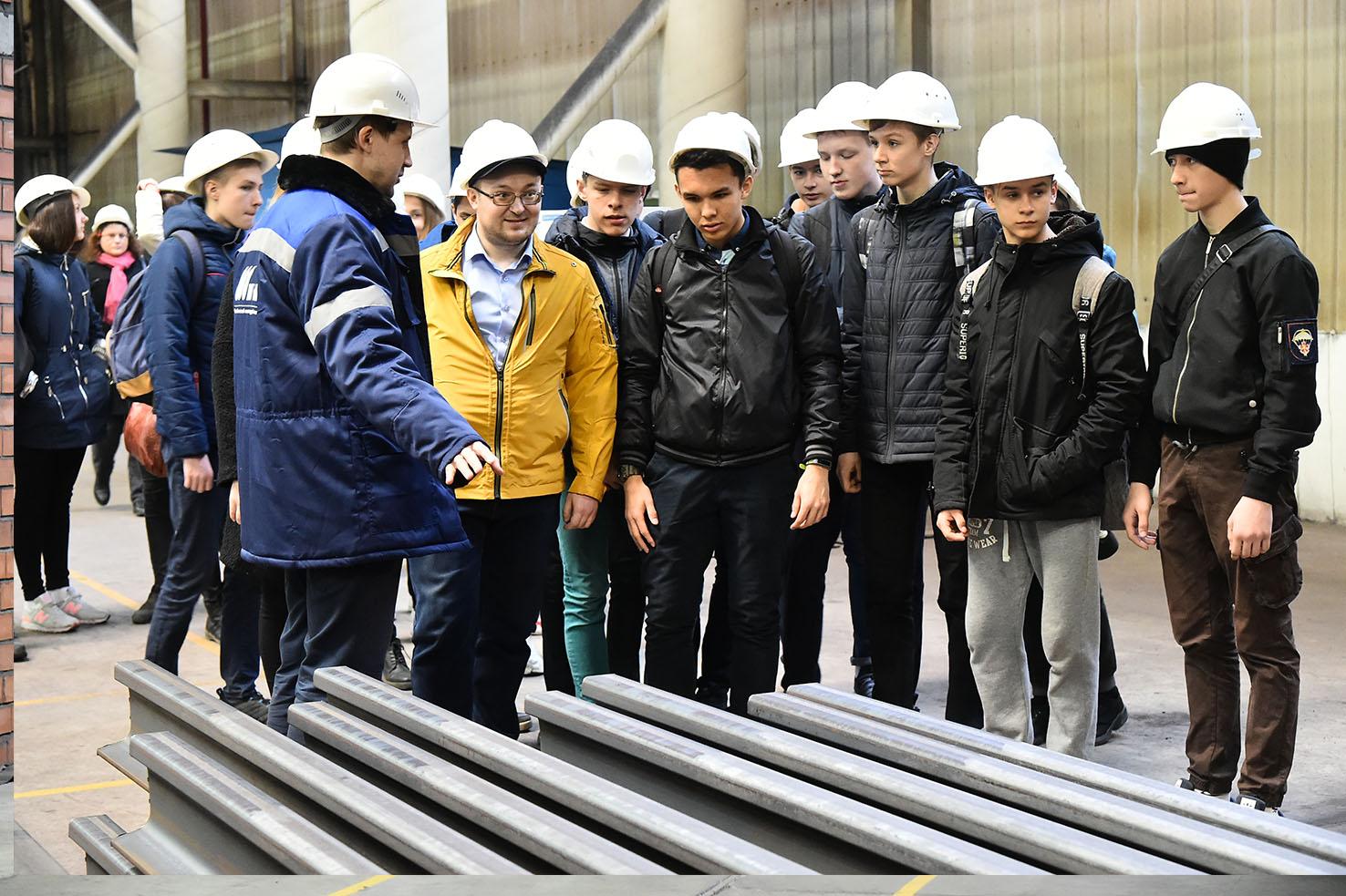 Челябинский металлургический комбинат (ПАО «ЧМК», входит в Группу «Мечел») принял участие во всер