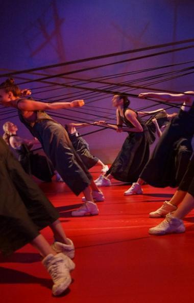 Два спектакля челябинского театра современного танца стали номинантами российской национальной те
