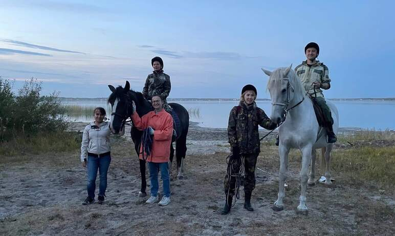 Сотрудники челябинской женской исправительной колонии №4 станут волонтерами конного поисково-спас