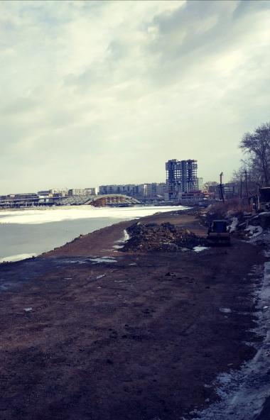 Проект реабилитации реки Миасс в Челябинске на участке от пруда Коммунар до Заячьего острова вызв