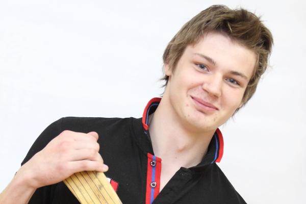 Как сообщает пресс-служба ХК «Трактор», Центральное скаутское бюро НХЛ поставило Валерия Ничушкин